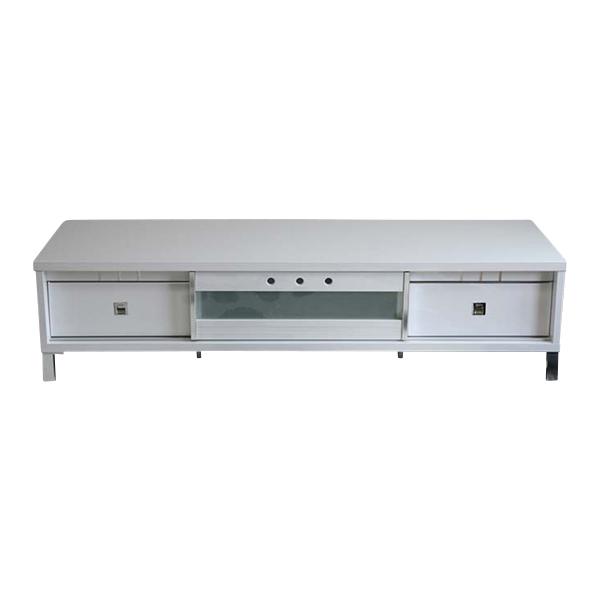 送料無料 新品 ピアノ塗装 液晶 プラズマ テレビ台 ホワイト 完成品 382
