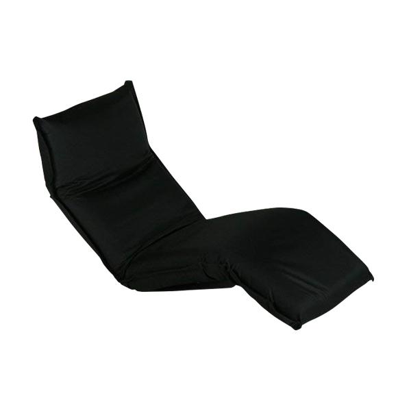 送料無料 新品 5段階調節可能 フロアチェア 座椅子 リクライニング 座イス 1人掛け 02ABK