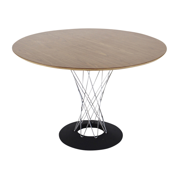 送料無料 新品 イサムノグチ サイクロンテーブル ダイニングテーブル ラウンジテーブル コーヒーテーブル ウォールナット