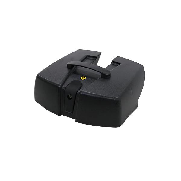 送料無料 電動シニアカート用予備バッテリー 充電 交換 バッテリー シルバーカー 車椅子 電動ミニカー 電動カート 電動車いす 電動車椅子 scooterd07battery