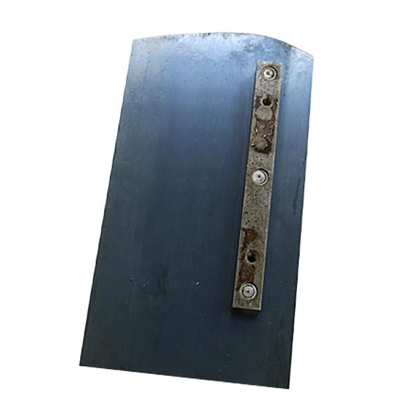 パワートロウェル用スーパーブルーコンビネーションブレード 4枚セット 約W230×約D120×約H2mm ネジ穴径約4.9mm 刃厚約2mm ブレード 羽根 トロウェル トロウェル用 均し 仕上げ フィニッシュ 共用 兼用 替え刃 替刃 交換 送料無料 ptrowelsc09blade