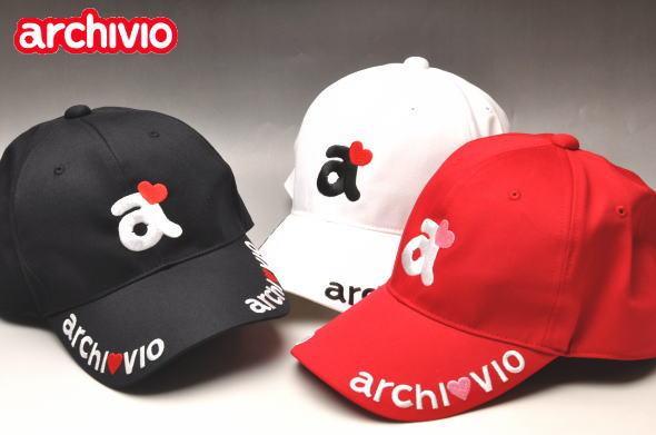 アルチビオ archivioキャップ レディース 2020春夏新作 送料無料FREE 帽子 アルチビオあす楽_翌日着荷可