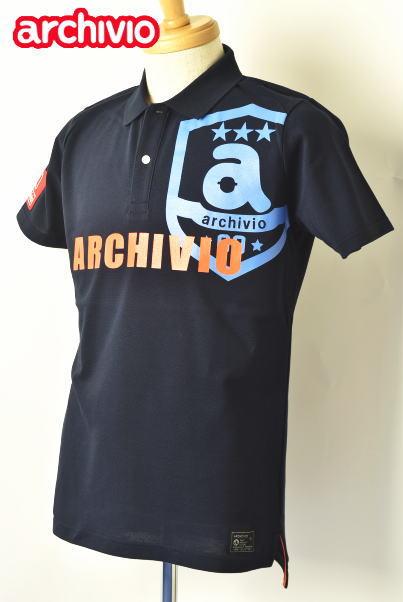 アルチビオ archivio半袖ポロシャツ メンズ 2020春夏新作 送料無料M トップス アルチビオあす楽_翌日着荷可