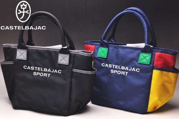 カステルバジャック CASTELBAJAC スポーツ ゴルフラウンドバッグ レディース 2020春夏新作カバン トート カステル バジャックあす楽_翌日着荷可