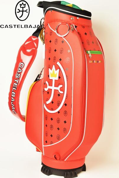 カステルバジャック CASTELBAJAC スポーツ ゴルフキャディバッグ レディース 2020春夏新作 送料無料8.5型 2.8kg カステル バジャックあす楽_翌日着荷可