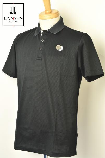 ランバン スポール ゴルフ LANVIN SPORT半袖ポロシャツ メンズ 2020春夏新作 送料無料M-L-LL トップス ランバン スポールあす楽_翌日着荷可