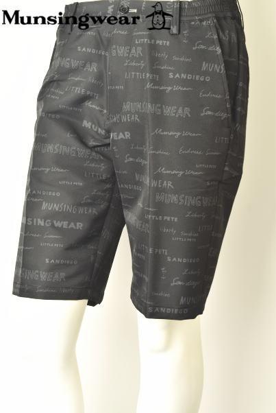 マンシングウェア ゴルフ Munsingwearショートパンツ メンズ 2020春夏新作 送料無料SAYURI NISHIKUBO ボトムス マンシングあす楽_翌日着荷可