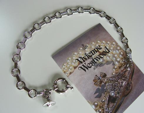 744b85bb9ccc2 • Vivienne Westwood • Vivienne Westwood Charm Bracelet Chain charm bracelet  chains (SV)