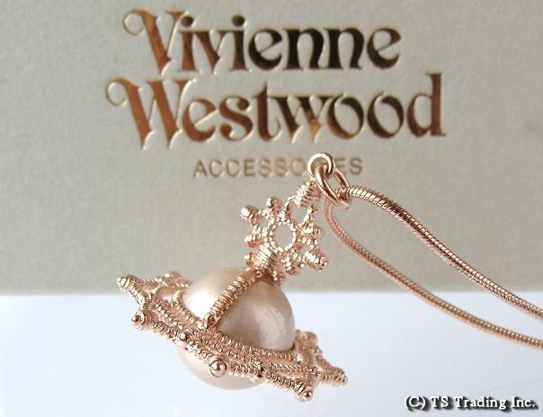 Vivienne Westwood ヴィヴィアンウエストウッド Isolde Pearl Orb Pendant イゾルデ パール ORB ペンダント(PKGOLD) 【あす楽対応】【YDKG-k】【W3】【送料無料】