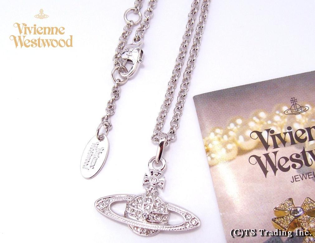 Vivienne Westwood ヴィヴィアンウエストウッド Mini Bas Relief Pendant ミニバス レリーフ ペンダント SV【あす楽対応】【YDKG-k】【W3】【送料無料】【smtb-k】