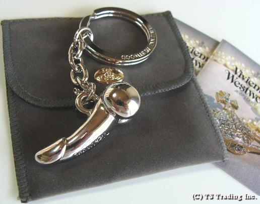 ◆Vivienne Westwood◆维维恩维斯特伍德新作品!! Penis Orb Key Ring shimboru obukiringu