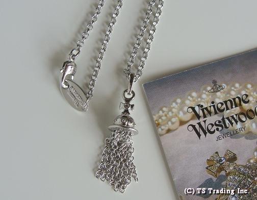 Vivienne Westwood ヴィヴィアンウエストウッド Petite Tassel Orb Pendant プチ タッセル ペンダント【あす楽対応】【YDKG-k】【W3】【送料無料】【smtb-k】