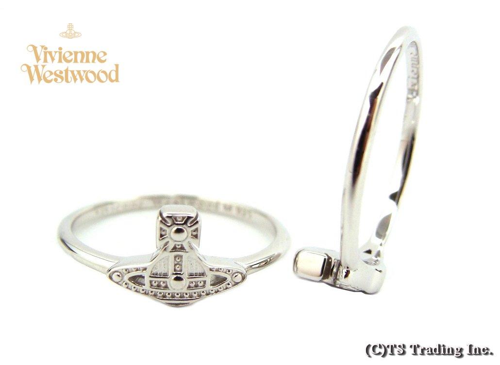 Vivienne Westwood ヴィヴィアンウエストウッド Oslo Orb Ring オスロ オーブ リング SV925【あす楽対応】【YDKG-k】【W3】【送料無料】【smtb-k】