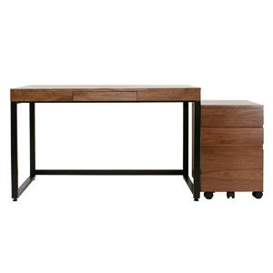 Walnut Desk & Chest SET ウォールナット デスク&チェスト セット