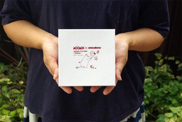 MOOMIN×amabro/クタニ ゴサイ