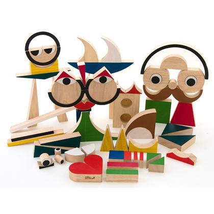 【現品限り一斉値下げ!】 【送料無料 goodman】miller goodman ミラーグッドマンPlayShapes プレイシェイプス74ピースのカラフルなブロックで色んなものが作れます木製/パズル/ブロック/知育玩具/ギフト/プレゼント, 【パピ通】パピルス:f3a36abb --- canoncity.azurewebsites.net