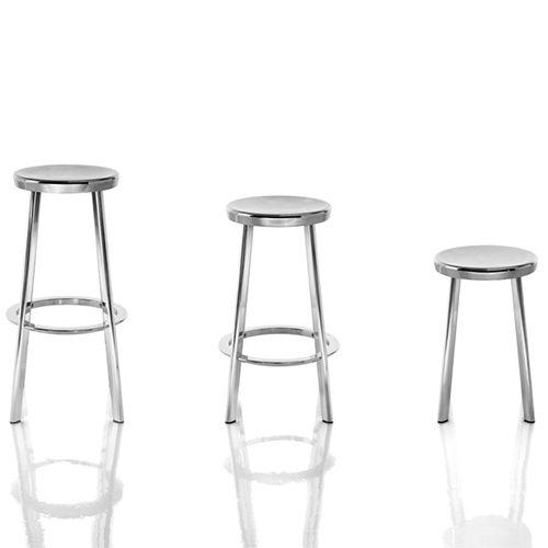 【送料無料】【Mサイズ】MAGIS マジス Deja-vu stool デジャヴスツール 磨き仕上 深澤直人 (Naoto Fukasawa) 【代引不可】