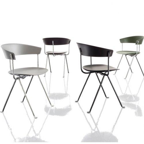 【送料無料】MAGIS マジス Officina Chair オフィチーナ チェア Ronan & Erwan Bouroullec (ロナン&エルワン・ブルレック) 【代引不可】