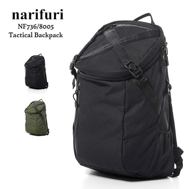 あす楽対応_東海 送料無料 narifuri 与え ナリフリ タクティカルバックパック NF8005 NF736 TACTICAL ブラック リュック カーキ BACKPACK 自転車 アウトレットセール 特集 nari furi