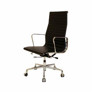最新人気 EAMES/ Flat チャールズ/&レイ・イームズAluminum Chair EAMES (High Flat Pad)アルミナムチェア, 絵画販売のアートギャラリー南青山:e5bb01e4 --- supercanaltv.zonalivresh.dominiotemporario.com