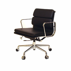 EAMES / チャールズ&レイ・イームズAluminum Chair (Low Soft Pad)アルミナムチェア