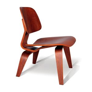 EAMES / チャールズ&レイ・イームズLCW チェア / Lounge Chair Wood legウォールナット