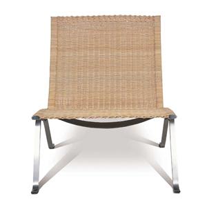 【送料無料】PK22 Easy Chairイージーチェア ラタン