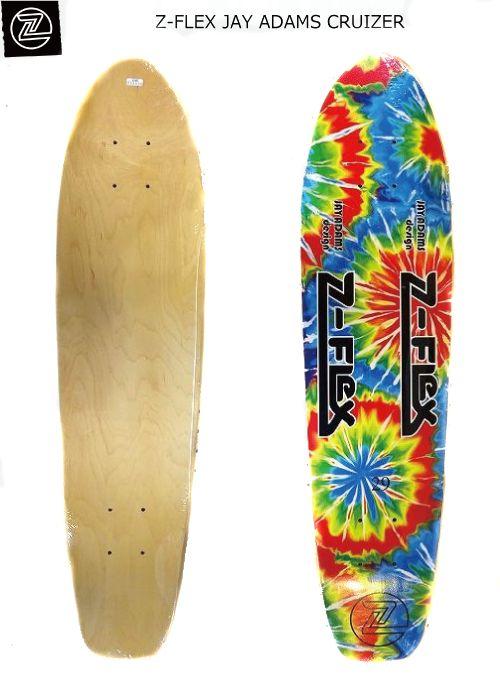 Z-FLEXJAY ADAMSCRUIZER 29デッキのみ(デッキテープ付き)スケートボードサーフスケートジェイアダムス