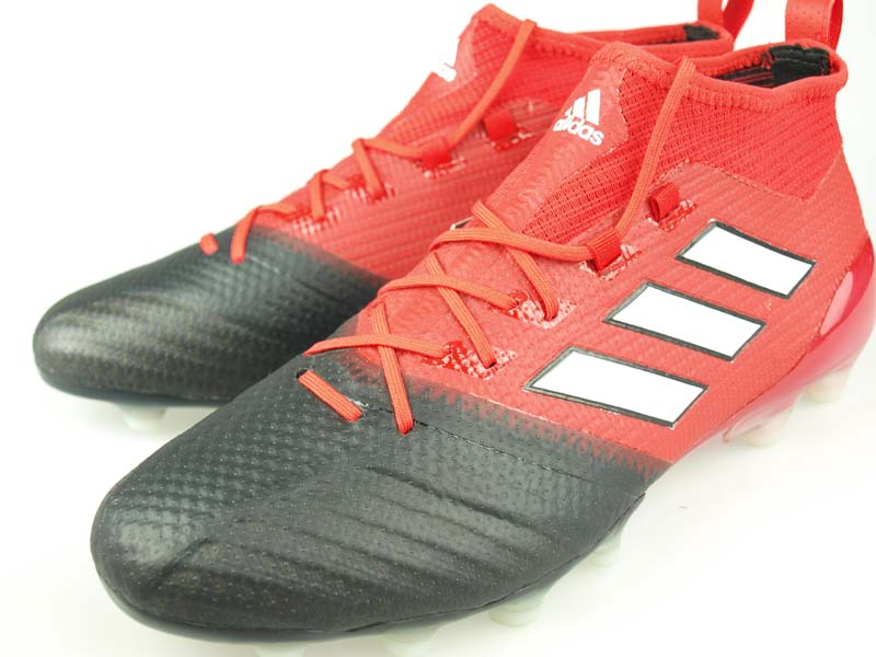 finest selection 8dc4a a1886 Football spike adidas ACE 17.1 Japan PrimeNet HG red / running white / core  black BA9202