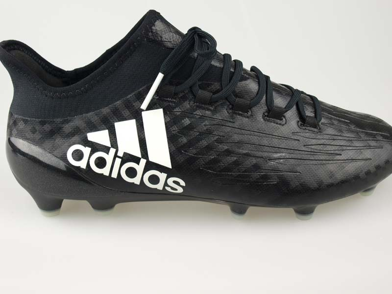 quite nice 2aed2 32299 ... Soccer spikes Adidas X 16.1FG AG core black   running white   core black  ...