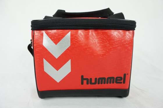 ヒュンメルクーラーバッグ サッカー フットサル バック クーラーバッグS HFB7051 低価格 代引き不可 ヒュンメル