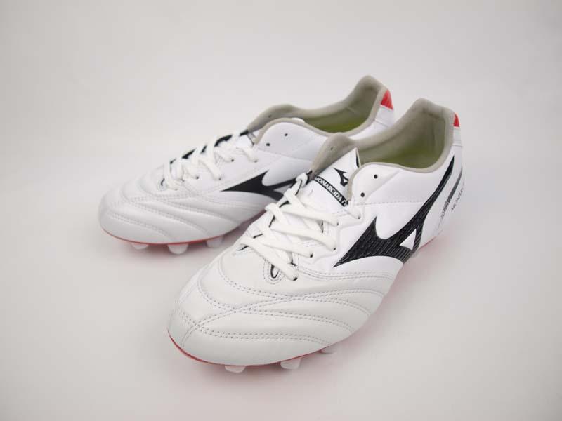 サッカー サッカースパイク シューズ MIZUNO ミズノ モナルシーダ NEO SW KL WHITE/BLACK/RED P1GA202709