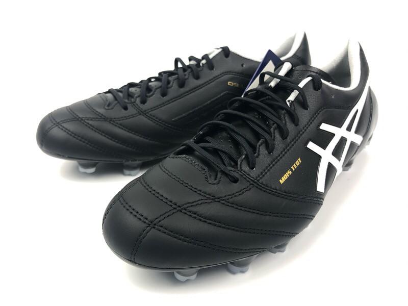 サッカー スパイク アシックス DS LIGHT X-FLY4  ブラック/ホワイト 1101A006-016