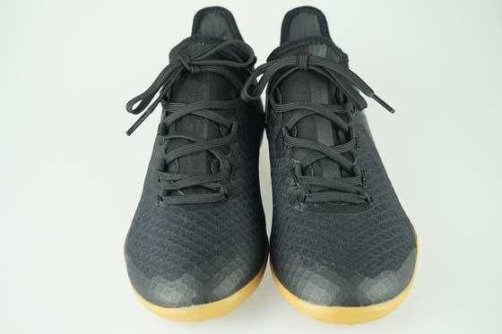 Futsal shoes Adidas X tango 17.3 IN core black   core black   core black  CG3716 7105d975d