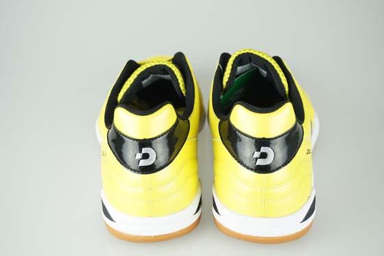 17FW室內五人足球鞋死亡投票色情狂P茄子JP5 D黄色/黑色DS1430-DYEL/BLK