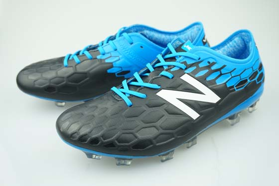 サッカー スパイク ニューバランス VISARO PRO HG BL BLACK/BLUE MSVROHBL