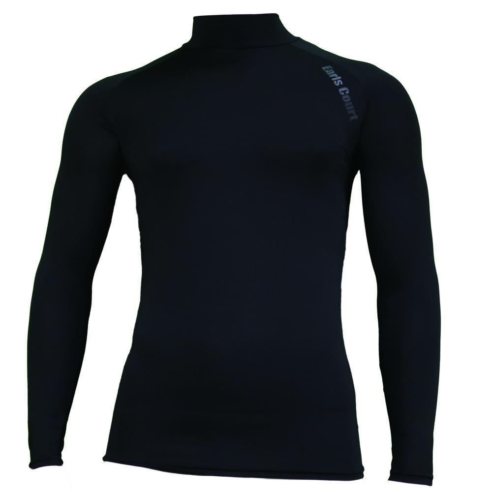 リーズナブルな裏起毛インナー冬の寒さ対策に ストアー サッカー フットサル インナーシャツ 半額 EC-08 アールズコート 裏起毛インナーシャツ