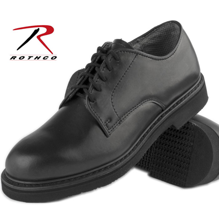 ROTHCO Rosco ポストマンシューズ   leather Oxford shoes and black Military Uniform  Oxford SHOES and men s casual   ccf1743ba4f
