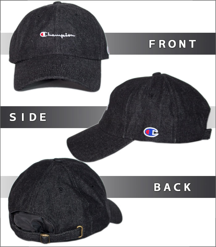 the latest 6350d ba881 The cotton cap that the logo embroidery of the casual flowing script  accentuates