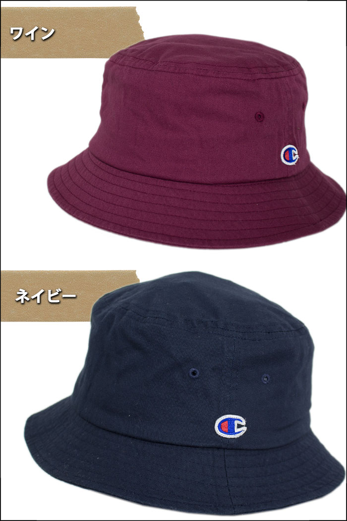 6a9c705b882 CHAMPION champion pail hat hat stylish logo embroidery casual black black  blue beige white white camouflage