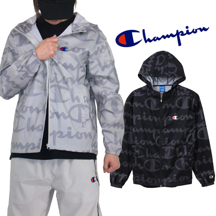 6ed0d69928d The windbreaker jacket of the champion using comfortable tall handloom Noh  material