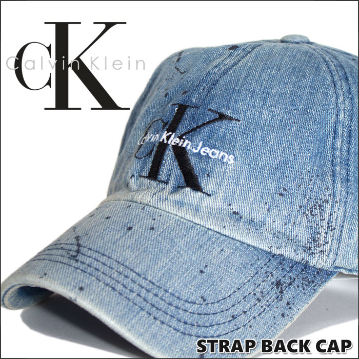 ... JEANS  uk availability 5e3c1 281f0 Trendy low caps right in the middle  are available from Calvin Klein ... 10a5e723e49