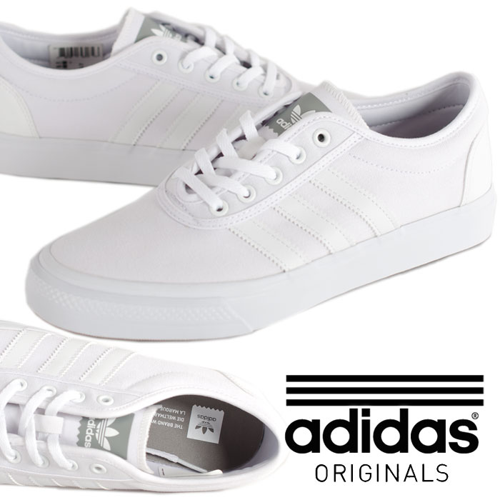 New York 8b375 a145c Adidas sneakers ADIDAS E sneakers ADIDAS ORIGINALS Adidas originals white  white leather VULC SAMBA EDITION men American casual shoes Adidas ...