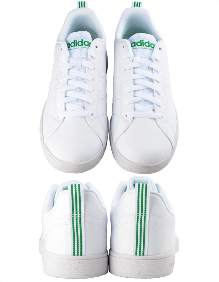 I present it in Adidas sneakers adidas sneakers bulk Lean 2 Adidas neo adidas NEO running white white men American casual attending school commuting