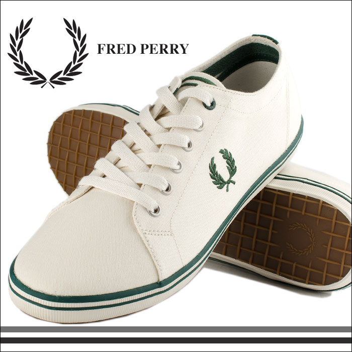 Fred Perry Mens Shoes