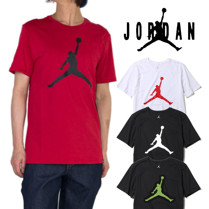 60fd4c873078 PLAYERZ  NIKE AIR JORDAN Nike Air Jordan short sleeves T-shirt ...
