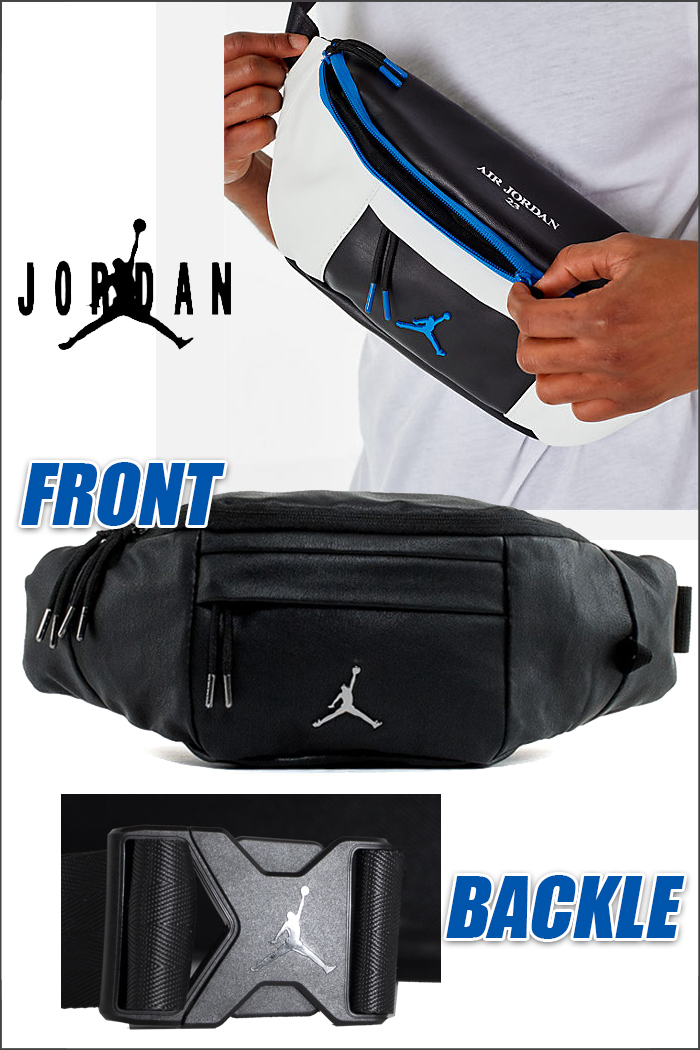 fc21a72aea1b PLAYERZ  Jordan body cross bag JORDAN Westpac outdoor fashion Shin ...