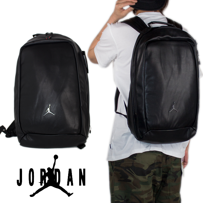 daef510e54 Jordan backpacks were received! Good-quality feel to realize a feeling of  comfortable, fluent fitting.