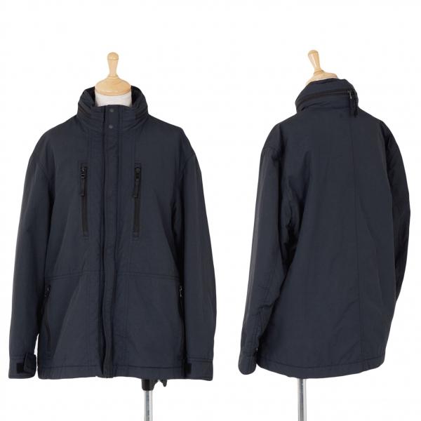 Issey Miyake Fett ISSEY MIYAKE FETE with Thinsulate batting Zip Jacket black 3
