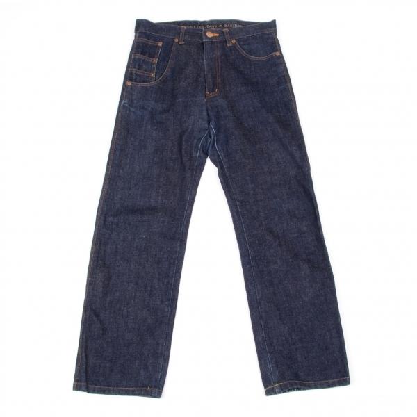 ff12d43abd98e PLAYFUL  (SALE) Jean-Paul GAULTIER Triple coin pocket Jeans pants ...